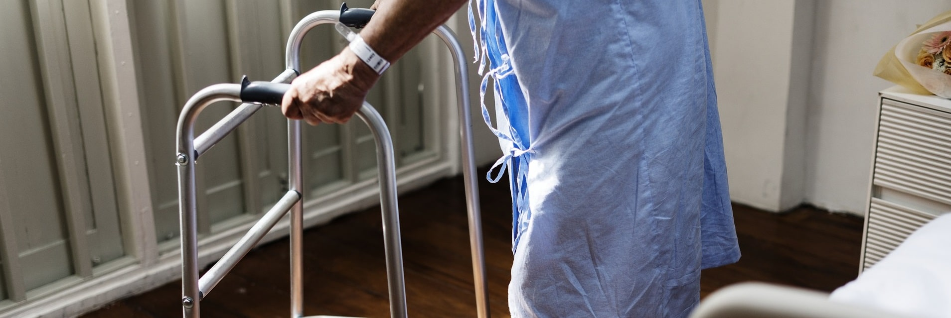 Transition of care from hospital to home in Orange, CA