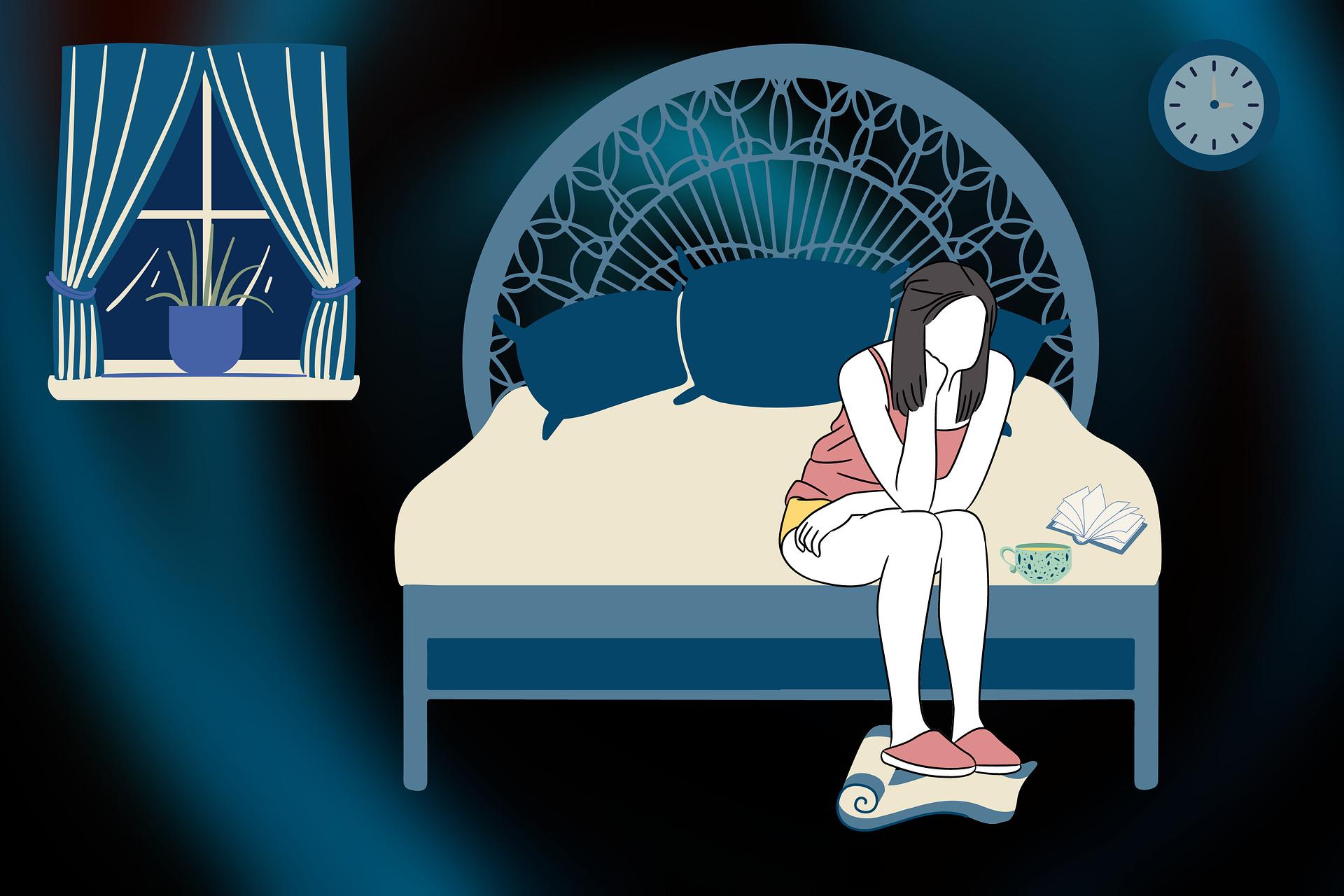 Seniors Improve Sleep Quality